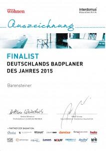 Badplaner 2015